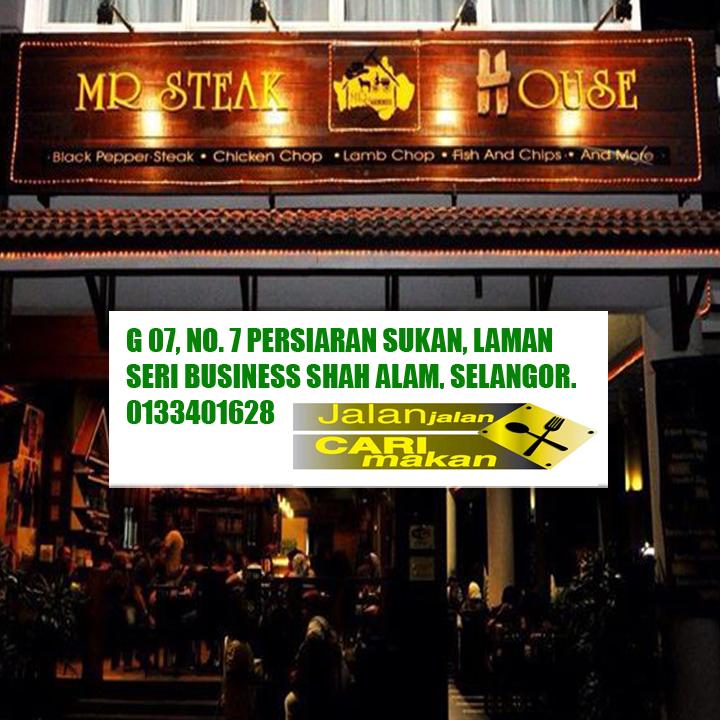 Mr Steak House Shah Alam Destinasi Jalan-jalan Cari Makan TV3