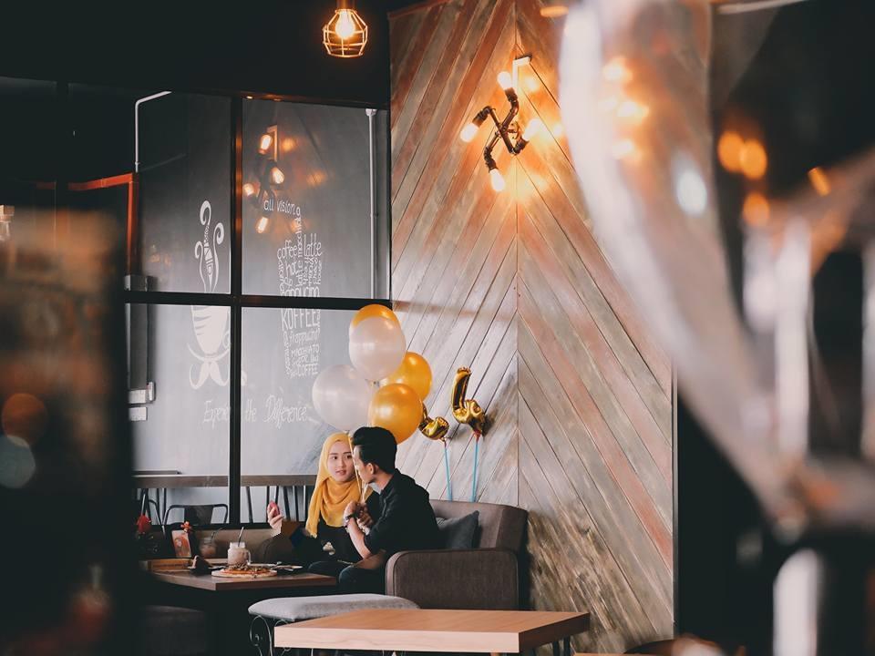 Sambut Hari Lahir di Allvision Koffee