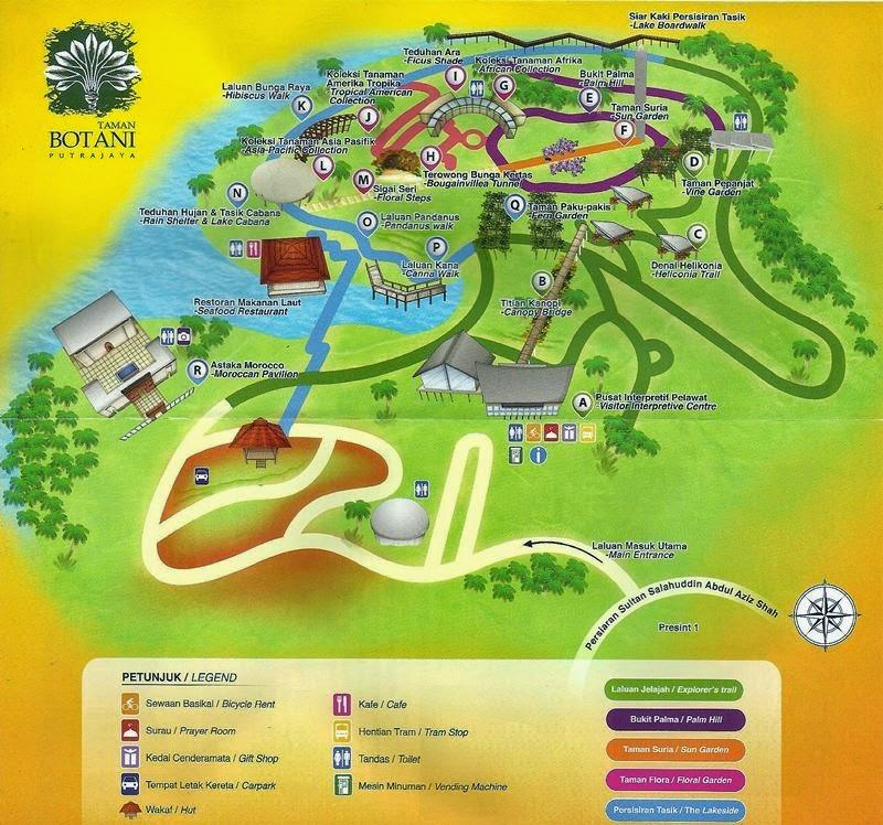 Taman Botani, Putrajaya