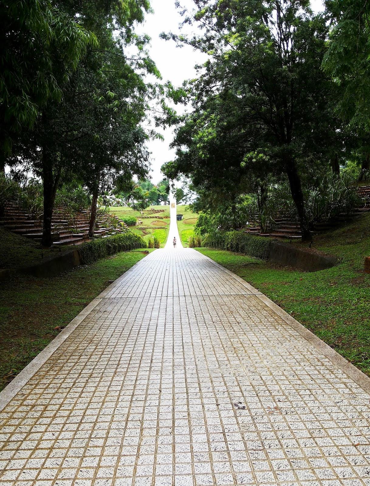Taman Botani Tempat Menarik di Putrajaya