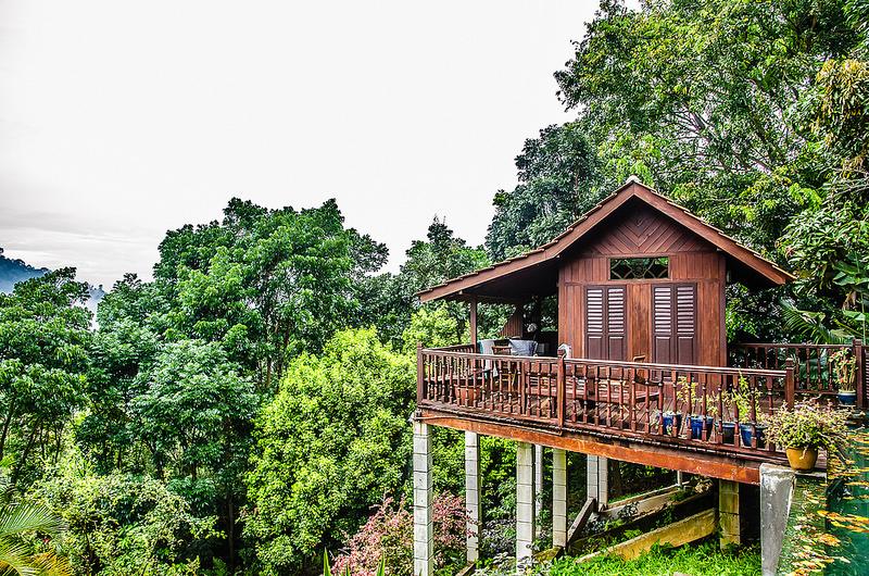 the Dusun Negeri Sembilan Tempat Honeymoon yang Romantik