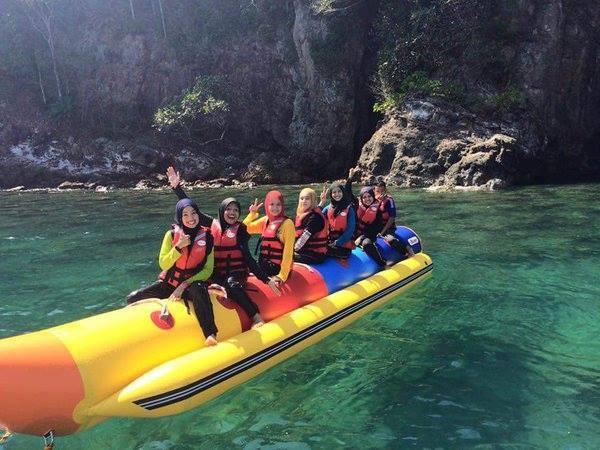 Banana Bot Pulau Rhu Bukit Kluang
