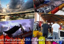 Singgah Beli Ikan Murah & Segar di Jeti Kompleks Perikanan LKIM Besut Terengganu