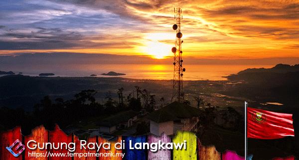 GUnung Raya Langkawi
