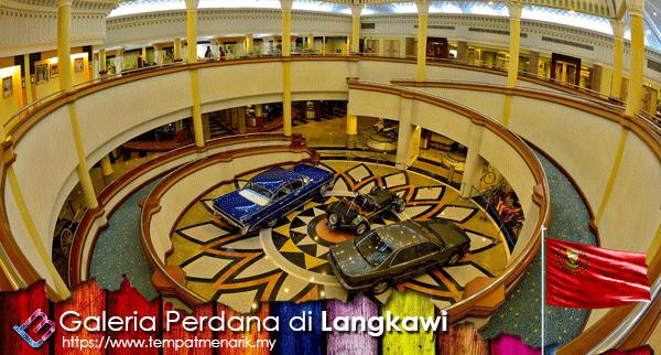 Galeria Perdana di Langkawi