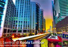 KL Central di Kuala Lumpur