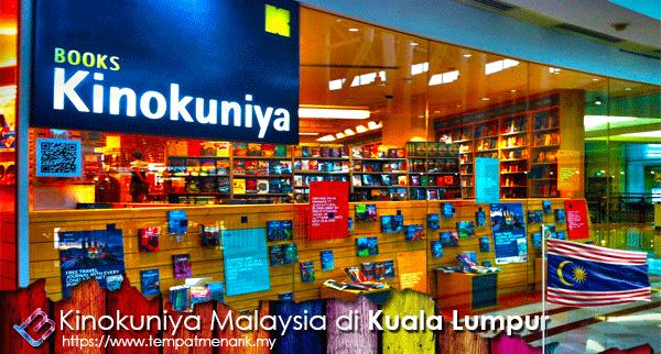 Kinokuniya Malaysia