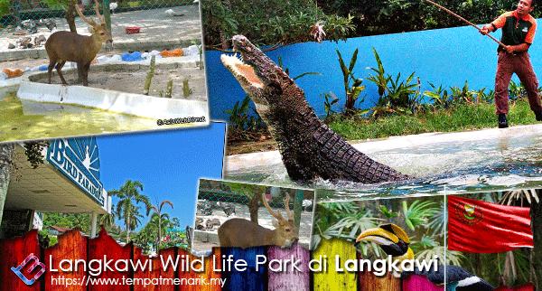 Langkawi Wild Life Park