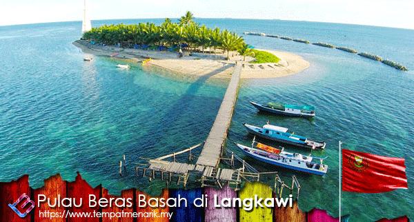 Pulau Beras Basah Langkawi