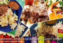Restoran Anje Nasi Beriyani Gam Johor