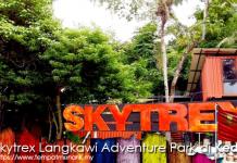 Skytrex Langkawi Adventure Park