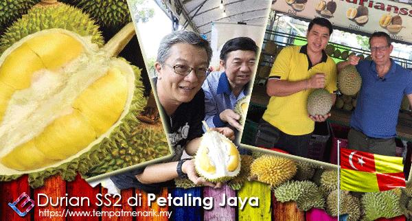 Durian di Durian SS2 Petaling Jaya