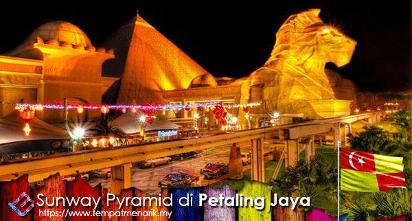 sunway pyramid petaling jaya