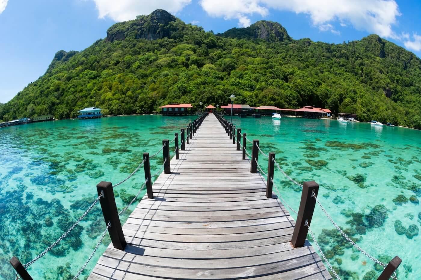 Pulau Tioman Tempat Menarik Di Pahang Tempat Menarik