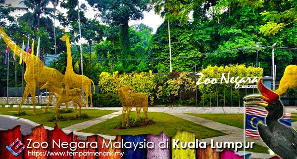 zoo negara malaysia di kuala lumpur
