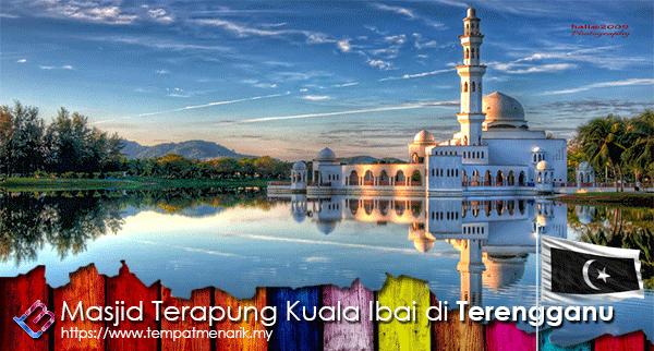 Masjid Terapung Kuala Ibai Terengganu