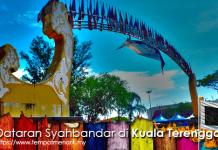 Dataran Syahbandar di Kuala Terengganu