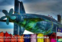 Muzium-Kapal-Selam-di-Melaka