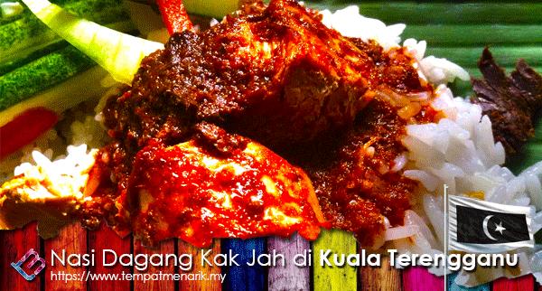 Nasi Dagang Kak Jah Kuala Terengganu