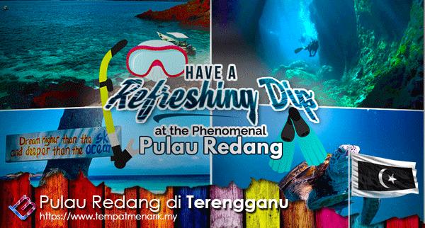 Pulau Redang Terengganu