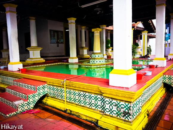 Masjid Kampung Hulu Tempat Menarik Di Melaka Tempat Menarik