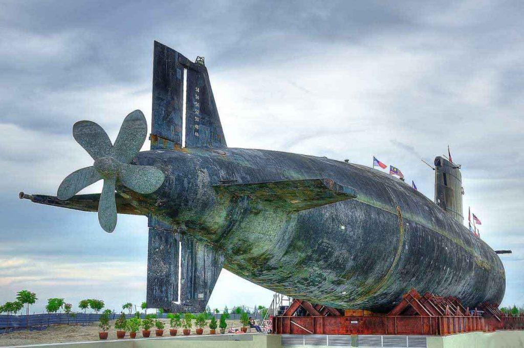 muzeum kapal selam