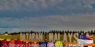 Dataran 1 Malaysia Klebang Melaka