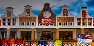 Freeport A'Famosa Outlet Village