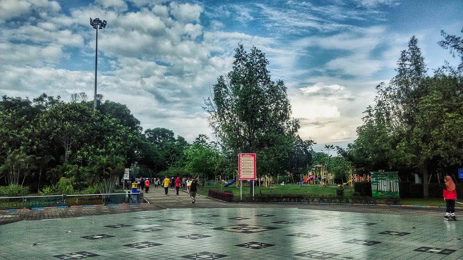 Taman Rekreasi Bukit Serindit Tempat Menarik di Melaka