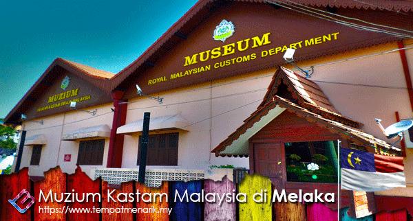 Muzium-Kastam-Malaysia-di-Melaka