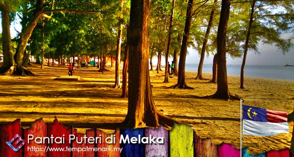 Pantai Puteri Melaka
