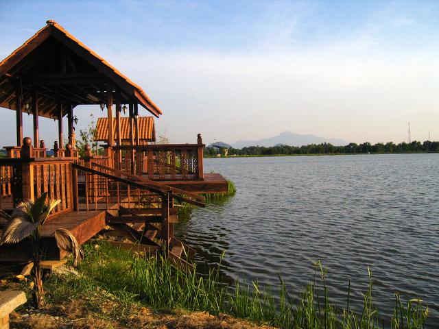 Pendang Lake Resort Tempat Mendamaikan Di Kedah Tempat