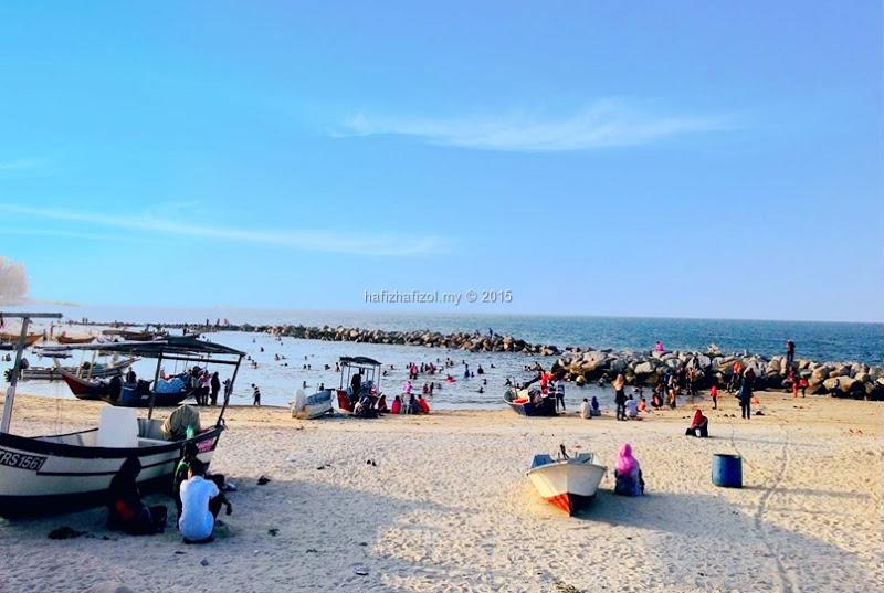 Jom Saksikan Keindahan Panorama Di Pantai Tok Jembal