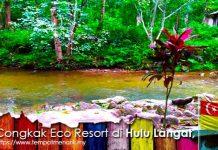 Congkak Eco Resort di Hulu Langat Selangor