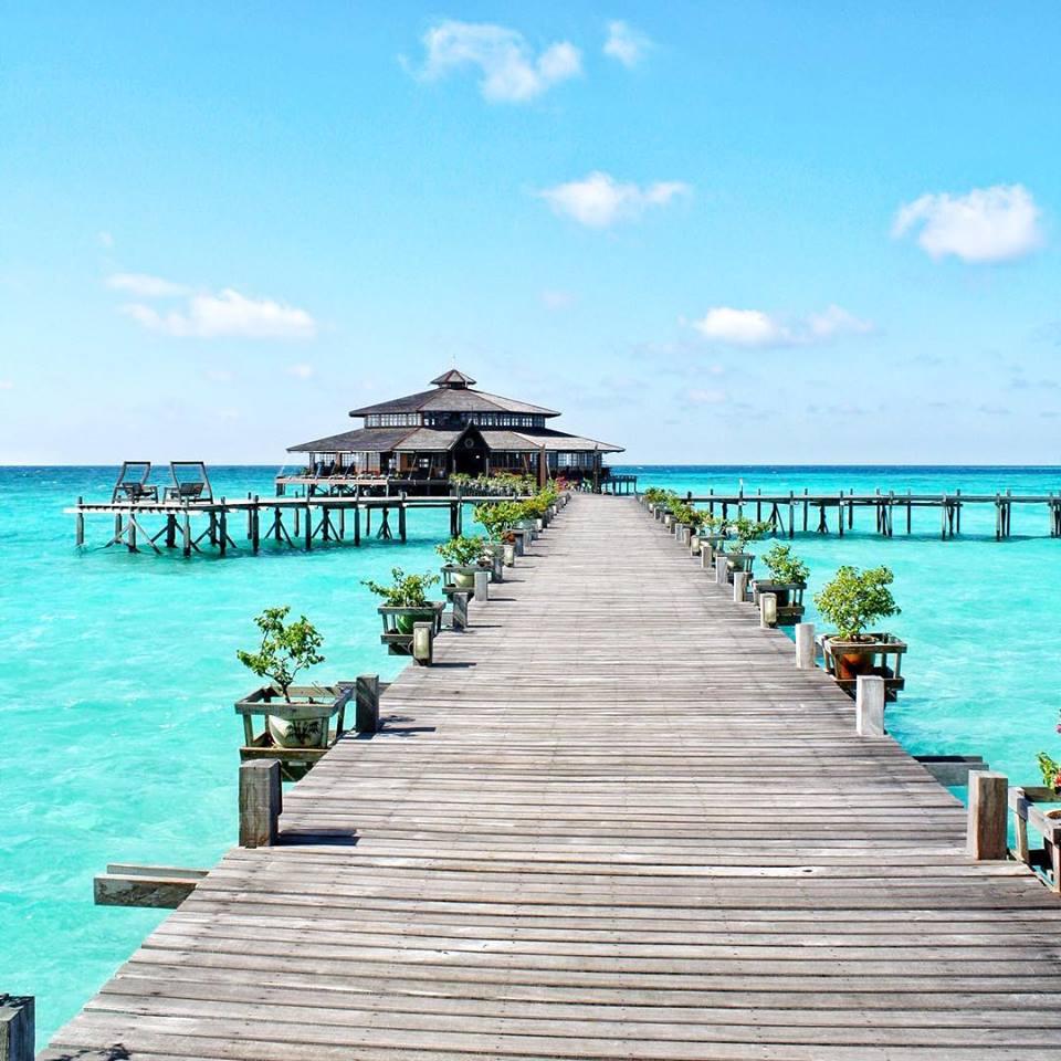 Lankayan Island: Pulau Lankayan Tempat Menarik Di Sandakan Sabah