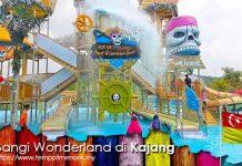 Bangi Wonderland Tempat Menarik Di Selangor