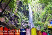 Hutan Royal Belum di Gerik Tempat Menarik di Perak