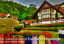 The Lakehouse Tempat Menarik Di Cameron Highland