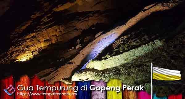 Gua Tempurung Tempat Menarik di Gopeng Perak