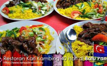 Restoran Kari Kambing 40 Hari Tempat Makan Menarik Di Johor