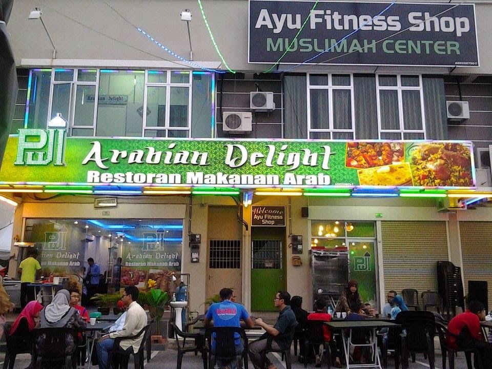 Restoran Arabian Delight