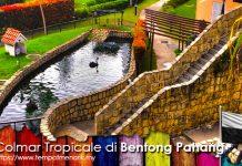 Colmar Tropicale Tempat Menarik Di Bentong Pahang