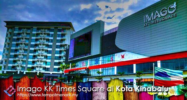 Imago Pusat Membeli Belah Terkenal di Kota Kinabalu