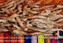 Kampung Losong Tempat Makan Keropok Losong Sedap Di Kuala Terengganu