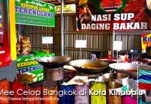 Mee Celop Bangkok Tempat Makan Sedap di Kota Kinabalu