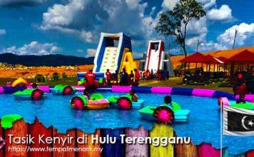 Tasik Kenyir Jadi Tempat Menarik di Terengganu dengan Pelbagai Aktiviti Air yang Hebat