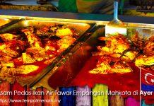 Restoran Asam Pedas Ikan Air Tawar Empangan Mahkota Tempat Makan Sedap Di Johor