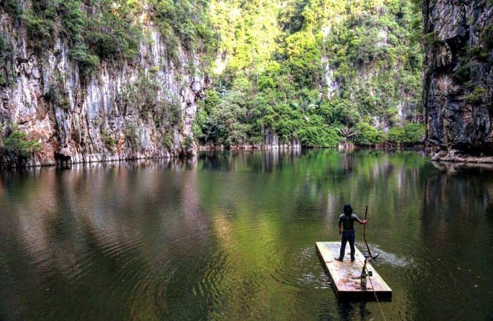 Tasik Cermin Gunung Rapat Tempat Menarik Wajib Pergi di Ipoh Perak
