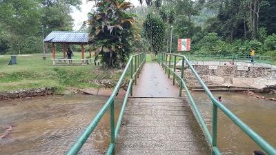 2016-10-16 Of Kolam Air Panas Kerling Di Selangor Lokasi Mandi Manda Yang Sangat Nyaman Untuk Pelawat