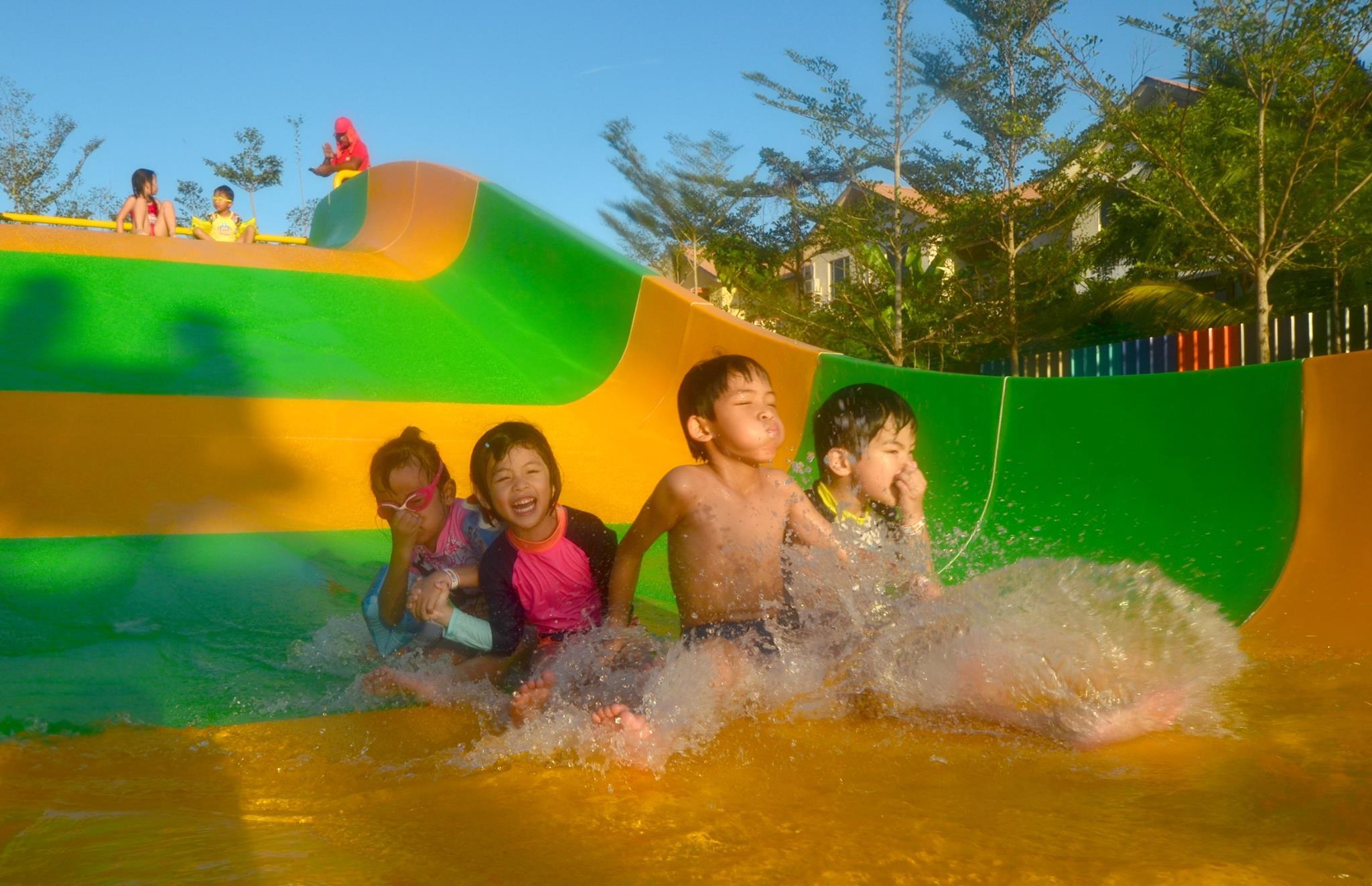 23632850_163569540912707_3613539502709516630_o Of Indah Jaya Water Park Di Sabah Lokasi Mandi Manda Yang Sangat Mempersonakan Untuk Pelancong